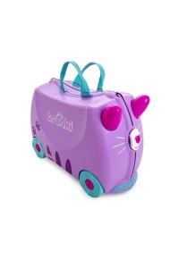 Детский чемодан Trunki на колесиках Котенок Кэйзи 0322