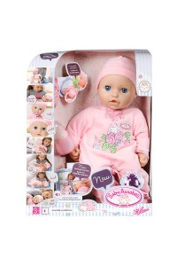 Интерактивная кукла Baby Annabell Беби Аннабель Zapf Creation 46 см 794401