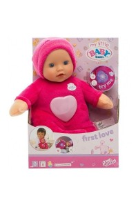 Интерактивная кукла Baby Born Ночной друг Zapf Creation 30 см 820858