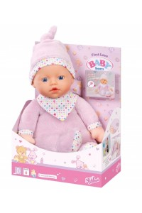 Кукла Baby Born Беби Борн Первая любовь Zapf Creation 30 см 823439