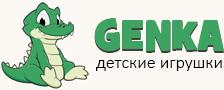 """Детский интернет-магазин """"Генка"""""""